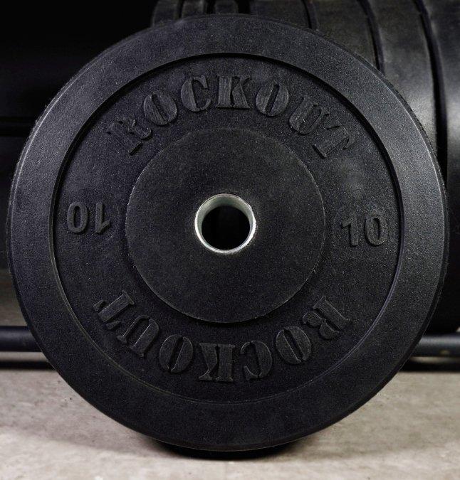 Диск 10 кг для штанги Hi-Temp