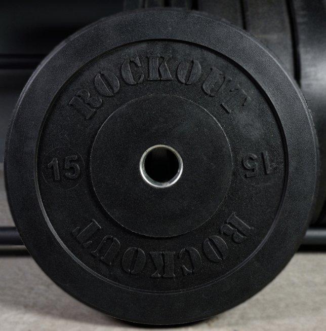 Диск 15 кг для штанги Hi-Temp