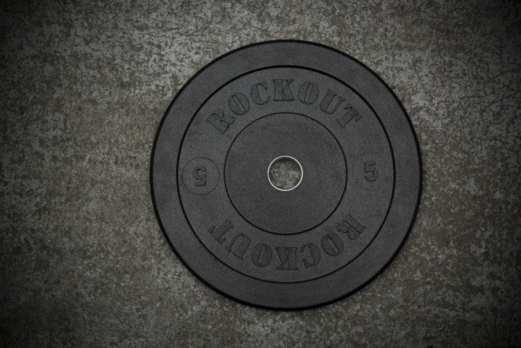 Диск 5 кг для штанги Hi-Temp