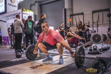Rockout: тяжелая атлетика