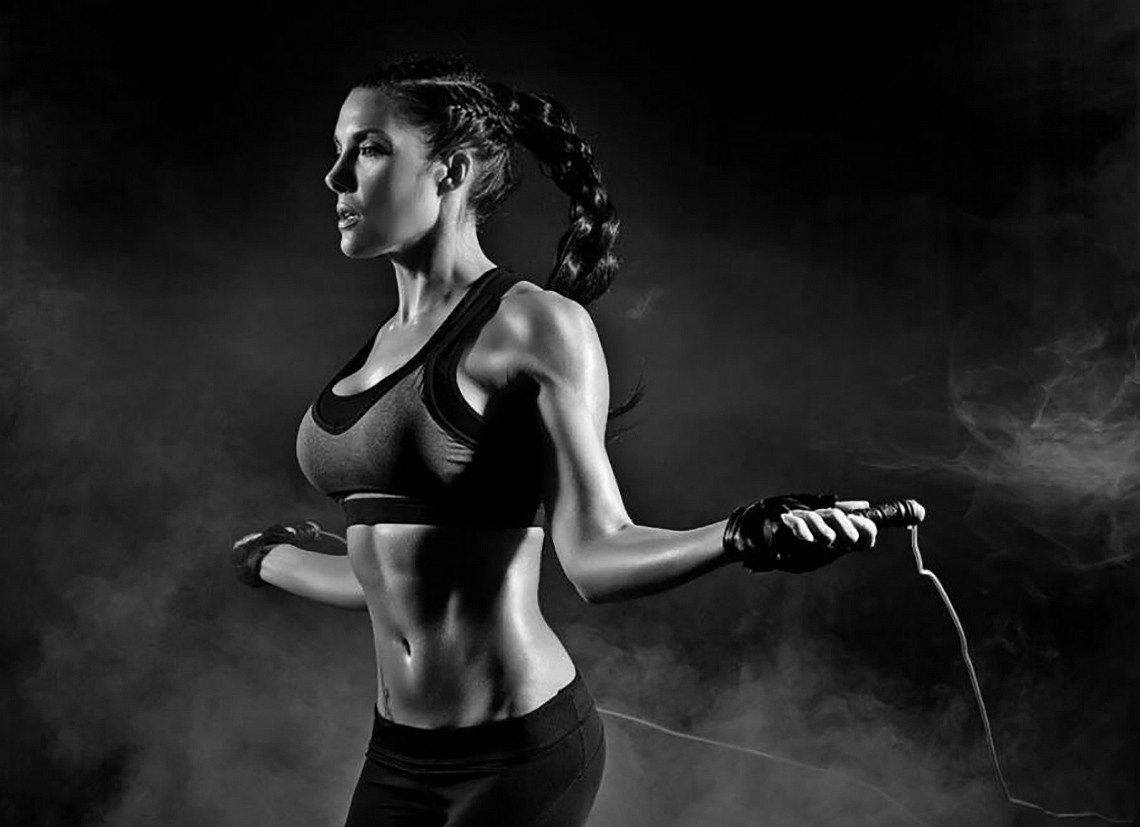 Rockout: skipping rope