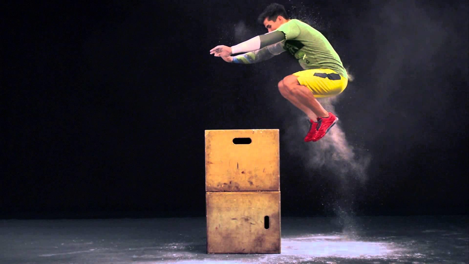 Ящик для кроссфита