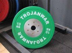 Диск соревновательный 10 кг