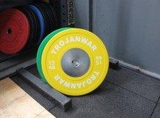 Диск соревновательный 15 кг