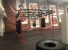 Рама для подвеса боксёрских мешков