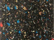 Резиновое рулонное покрытие Рекупол Multy black